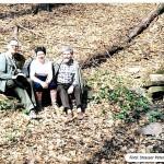 004 Négybarát-forrásnál 1961 Molnár István, Dudok Ilona, Rónaki Lász_eredmény