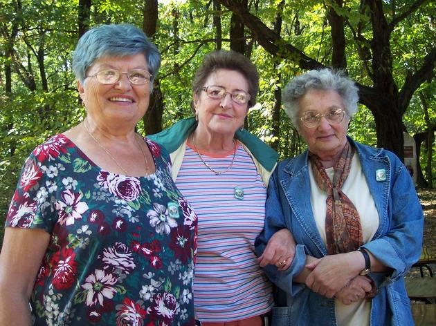Margó néni és barátai